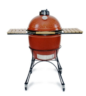 Gas Grill with table