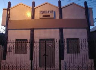 IGREJA ASSEMBLEIA DE DEUS-TEMPLO CENTRAL DE ARATICUM