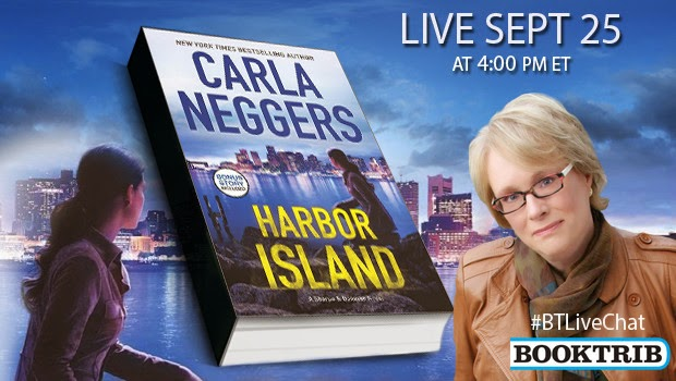 http://booktrib.com/2014/09/upcoming-live-chat-carla-neggers-and-harbor-island/
