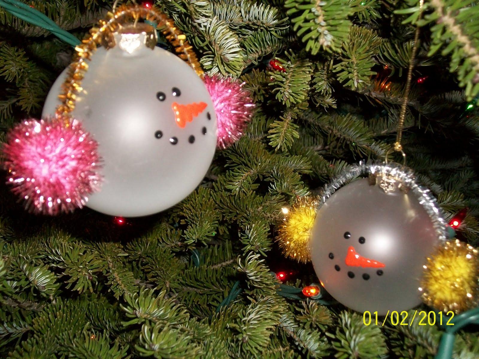 Tea for two january 2012 snowman or women ornaments solutioingenieria Choice Image