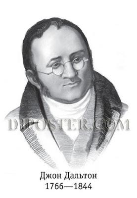 Великие ученые химики - Джон Дальтон