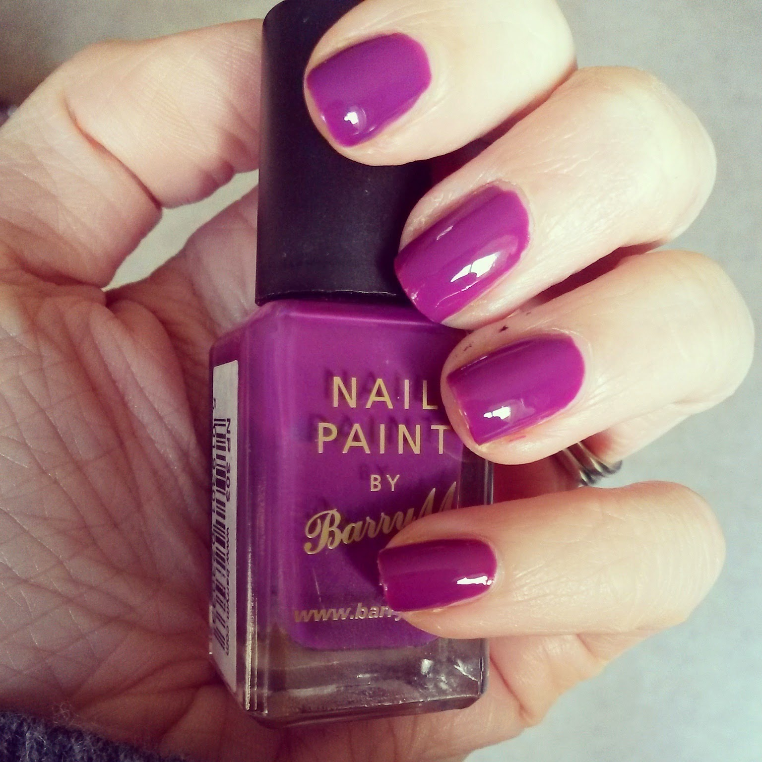 Favourite nail varnish november 2014