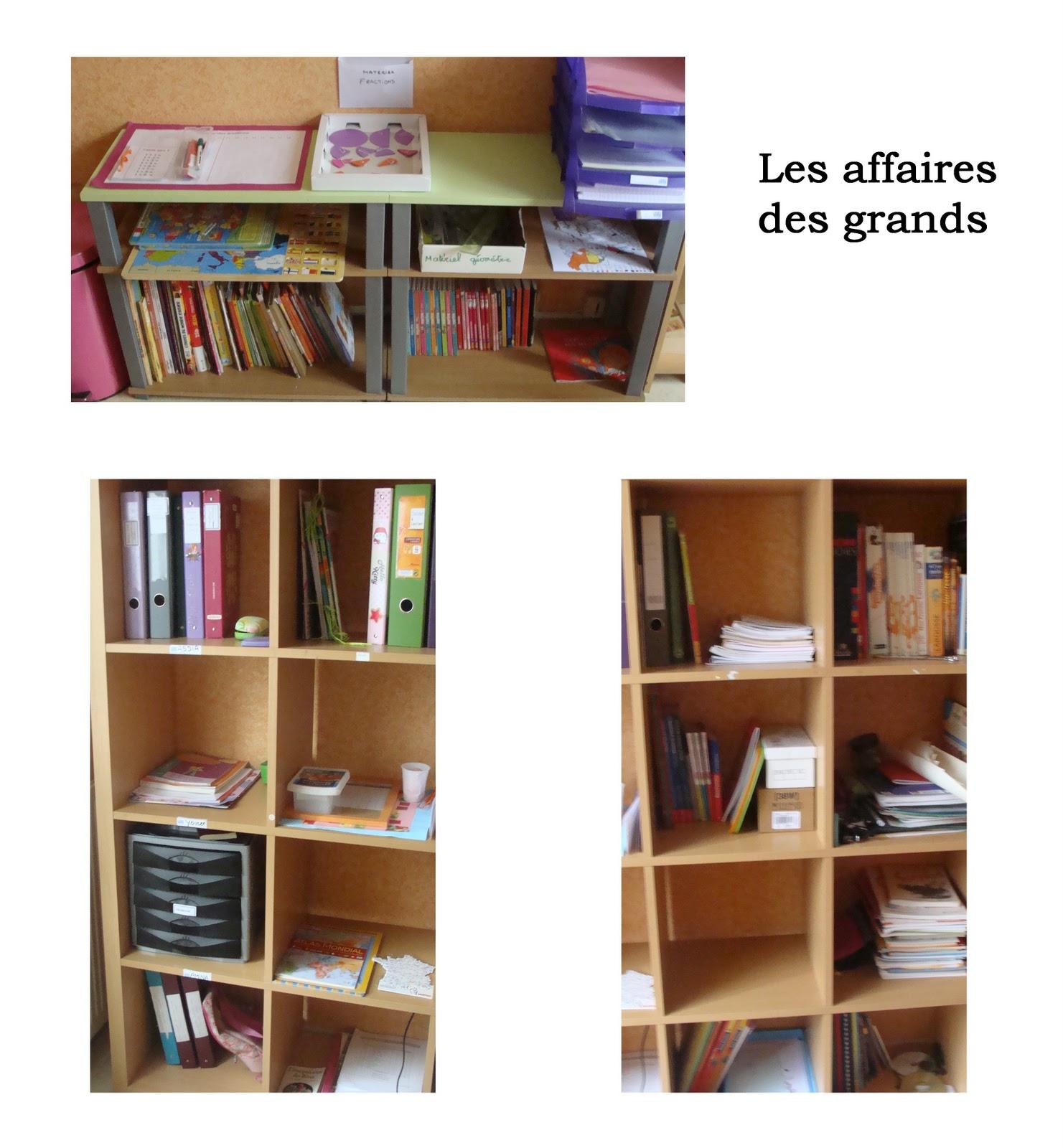 Photos de la classe nouvelle disposition novembre 2011 for Nouvelles dispositions de maison