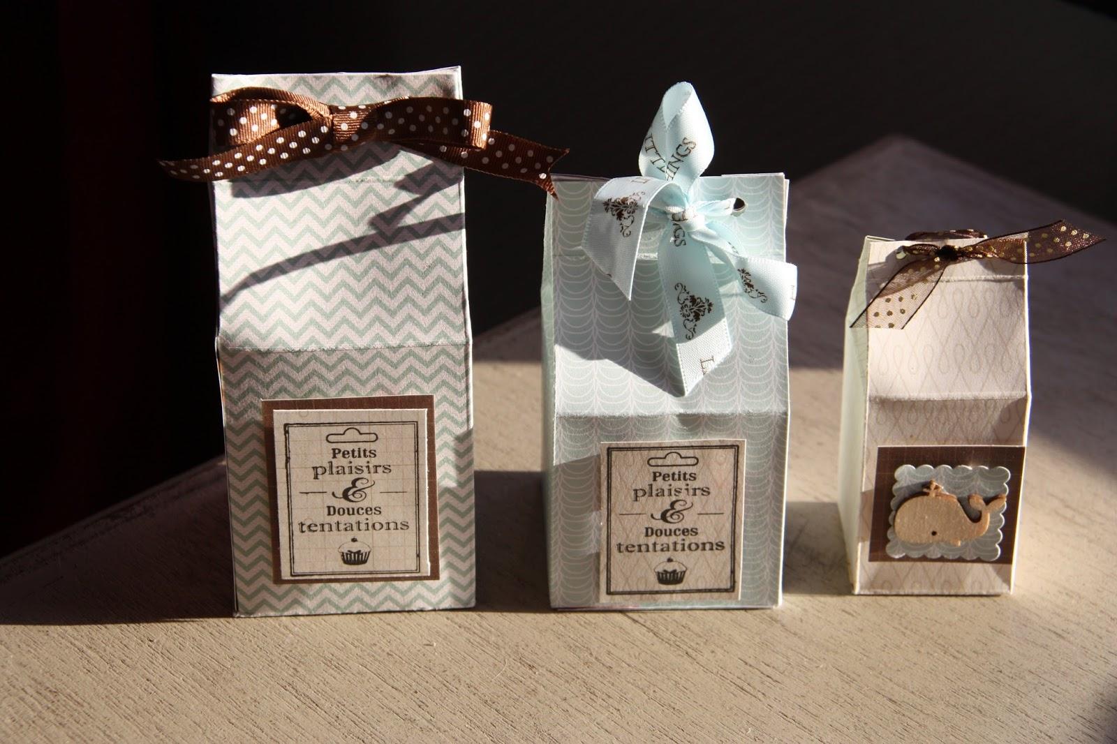 Coeur de beurre scrapbooking et fantaisies la bo te carton de lait facile - Comment faire une boite en carton facile ...