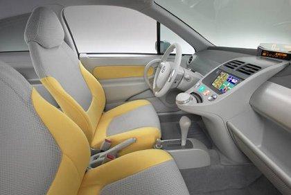 Foto Mobil Konsep Toyota ES3 11