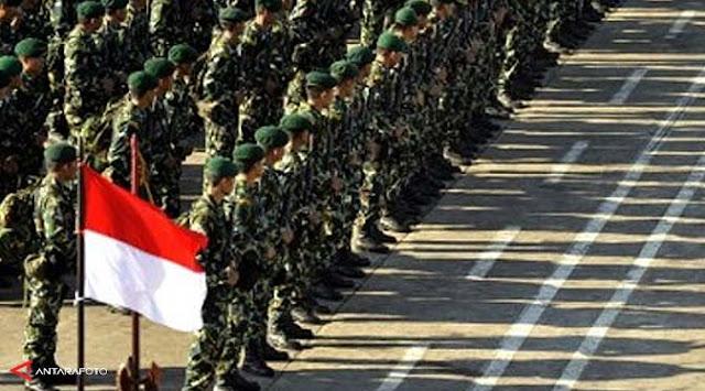 DPD: PNS & Buruh Belum Saatnya Jalani Wajib Militer