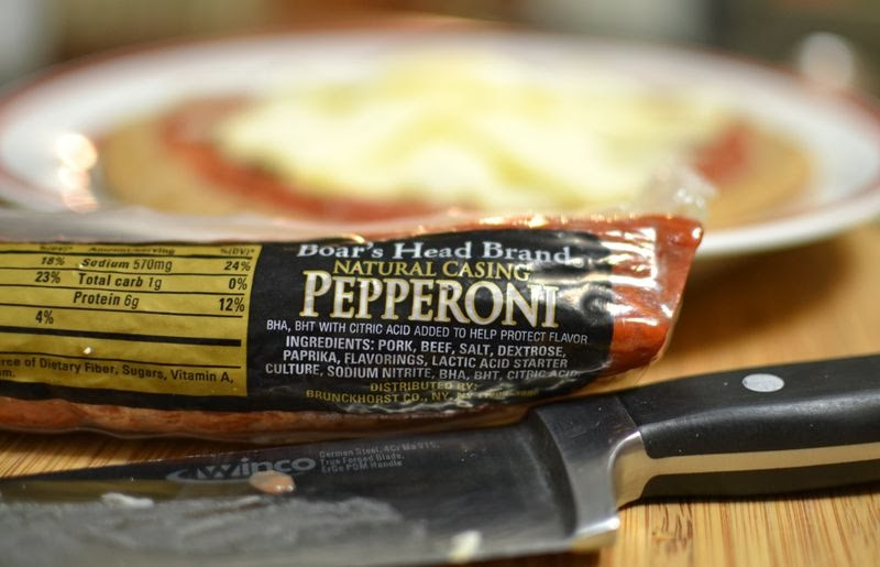 Pepperoni is Fermented