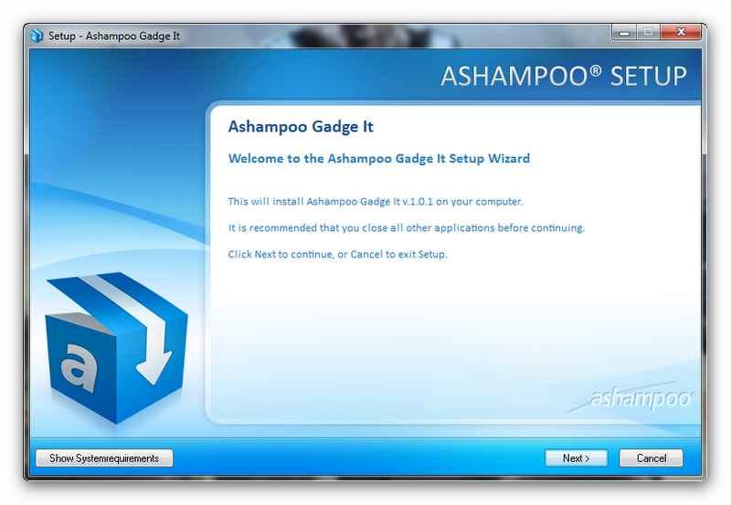 Ashampoo gadge it v1 0 1 multilingual thr999 hkrg