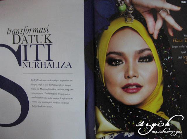 Hijab Fesyen - Edisi Pertama