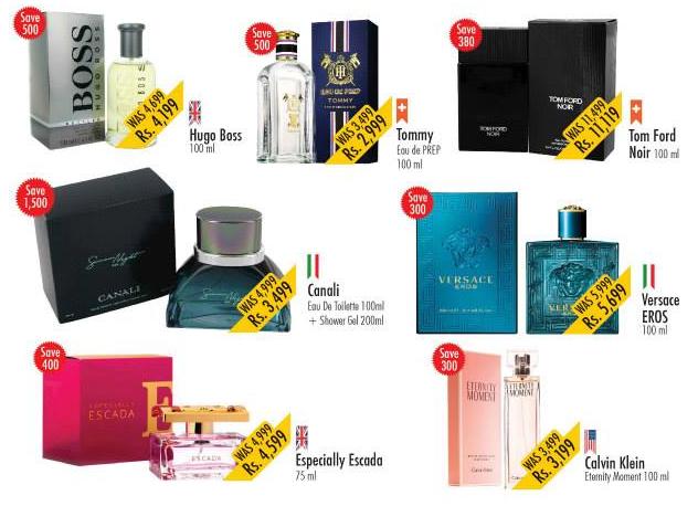 Perfumery List: