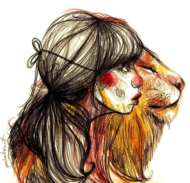Paula Bonet ilustración