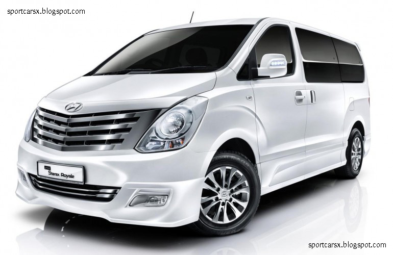 New Sport Cars Review And Specifications Hyundai H 1 2013