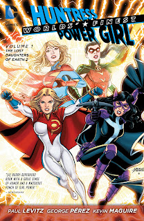 Worlds' Finest Vol. 1: Lost Daughters of Earth 2
