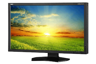 NEC MultiSync PA271W LCD P-IPS monitor Front