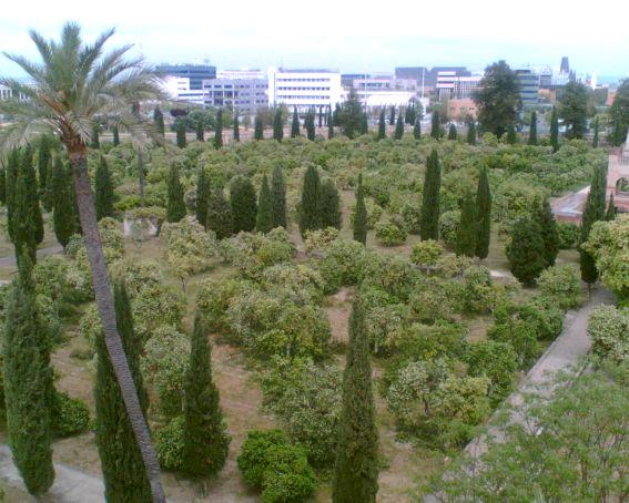 Historiarte sevilla sevilla for Jardin americano sevilla
