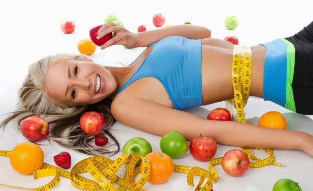 Dieta Detox y fitness en la alberca
