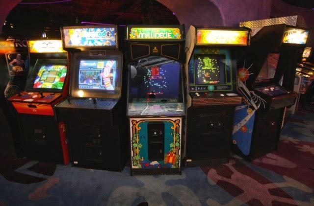 Permainan Game Arcade