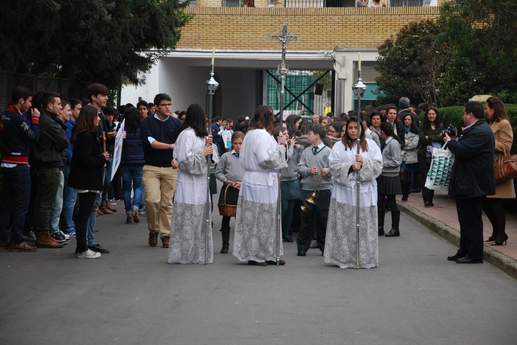 Colegio Santa Teresa De Jesus Las Delicias De Villa