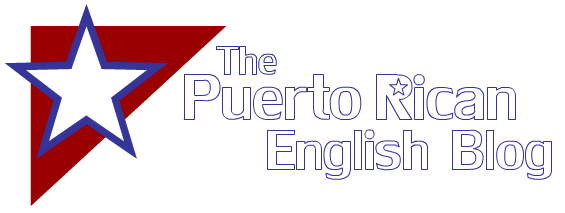 Puerto Rican English Blog
