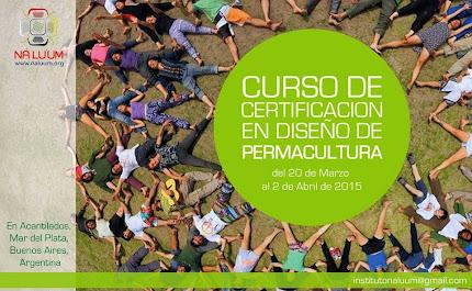 Curso de Certificacion en Diseño de Permacultura