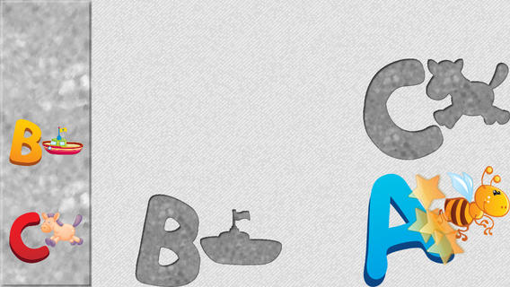Rompecabezas del alfabeto de Stefano Frassi