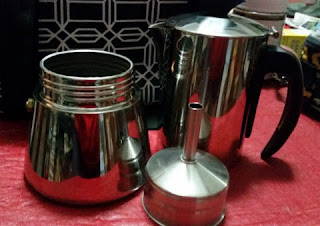 trudeau espresso maker  contents