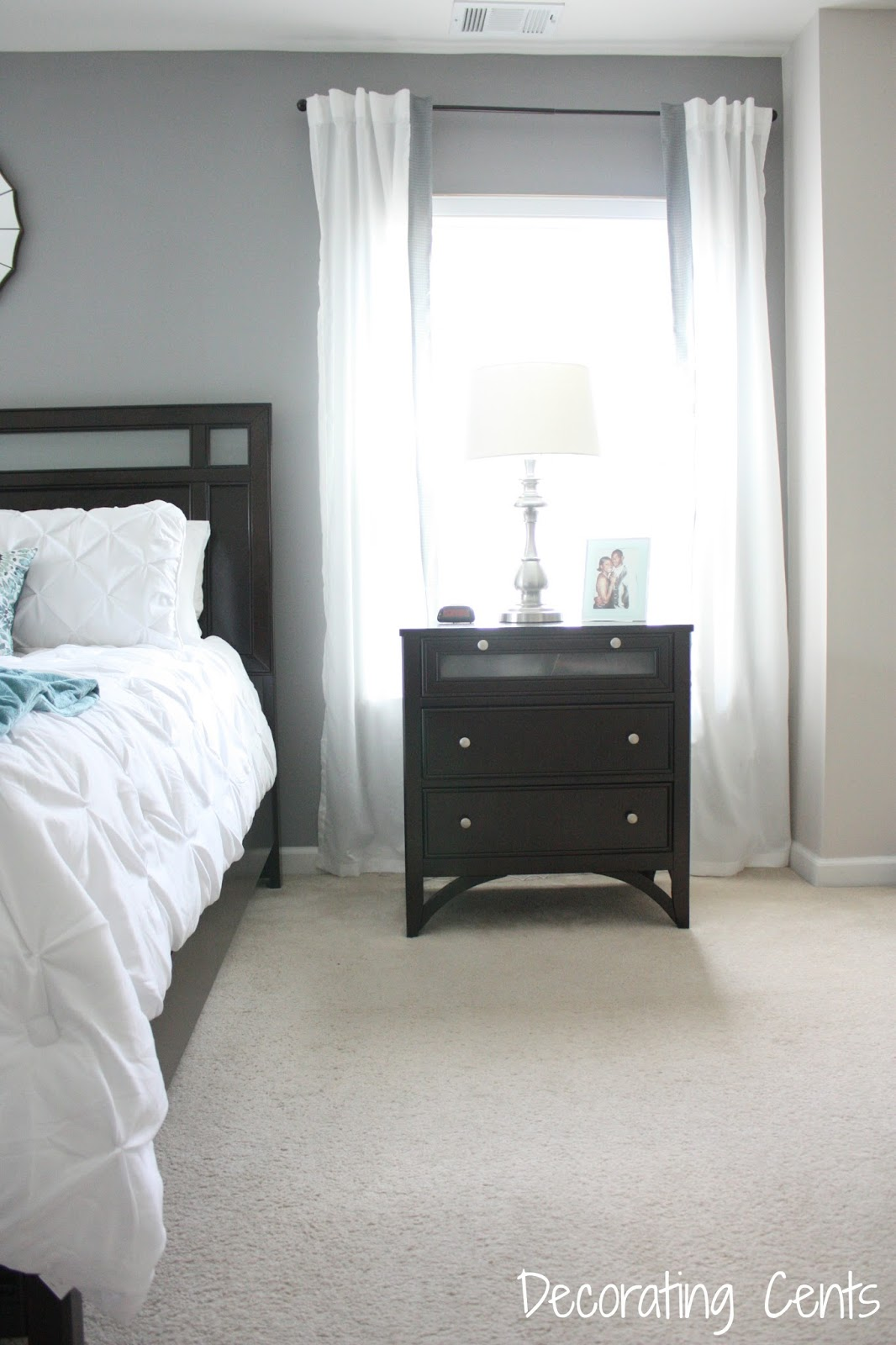 decorating cents master bedroom reveal