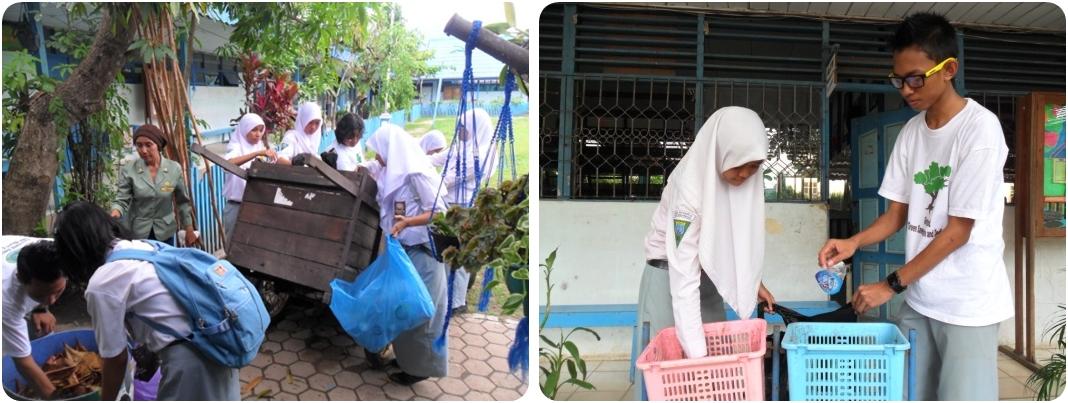Mengurangi Timbunan Sampah