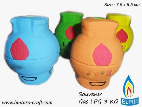 Souvenir Gas 3 Kg