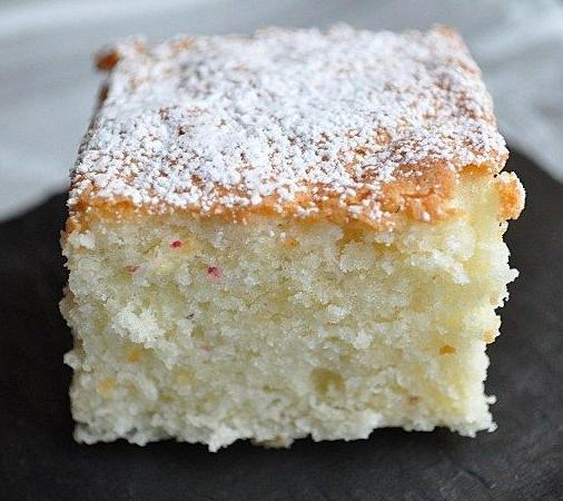 Recettes Desserts-Biscuit de Savoie
