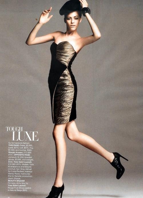 High Fashion Editorial Poses