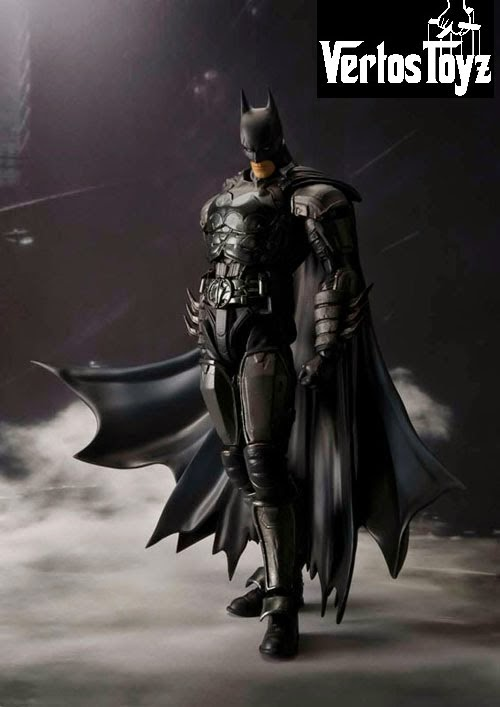 SOLD OUT S.H.Figuarts (Batman) - Batman (INJUSTICE Ver.)