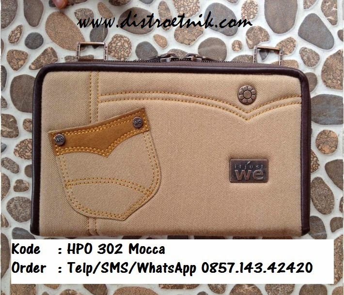 dompet hpo jeans it just we hpo 302 mocca