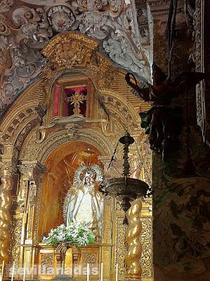 Virgen de las Nieves Santa María la Blanca