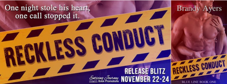 Reckless Conduct Release Blitz