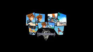 Kingdom Hearts III KH3 Sora battle