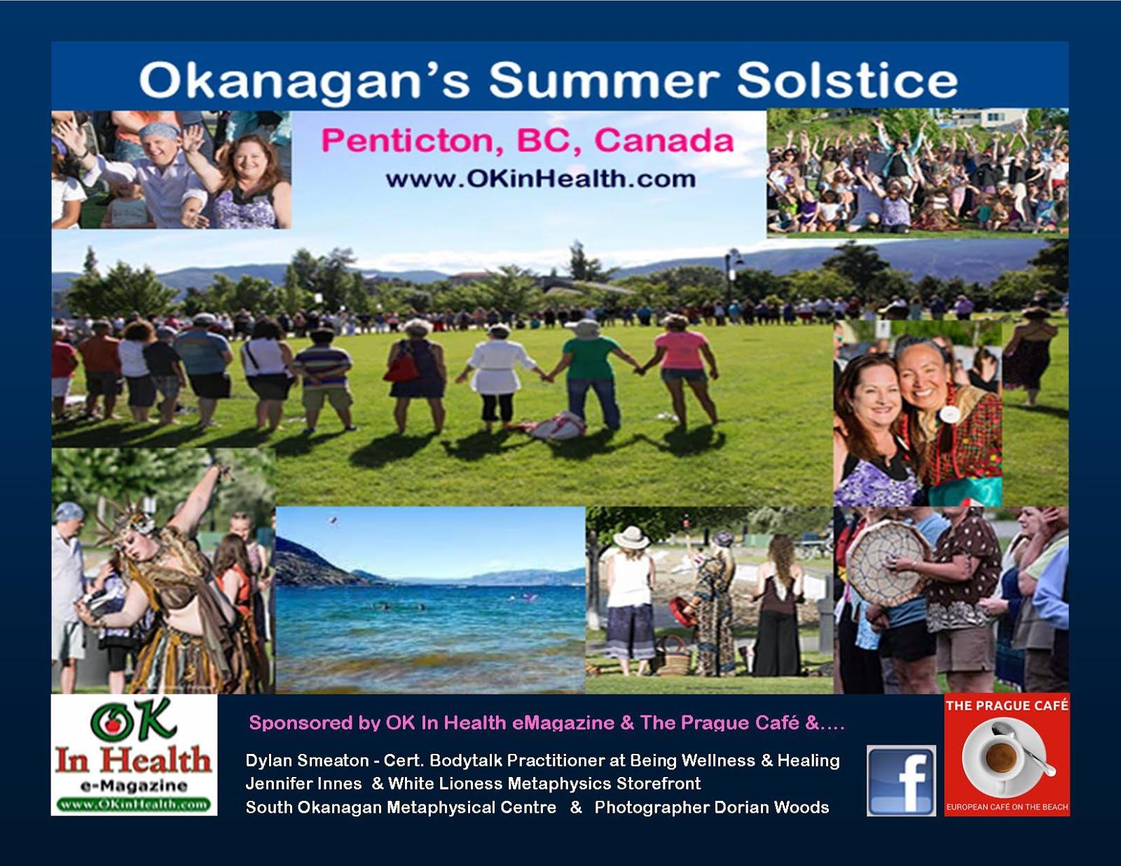 Okanagan Summer Solstice
