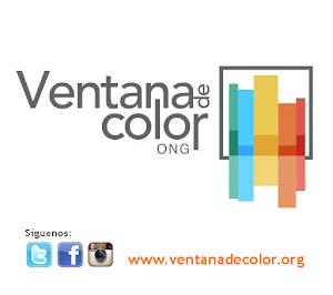 ONG VENTANA DE COLOR