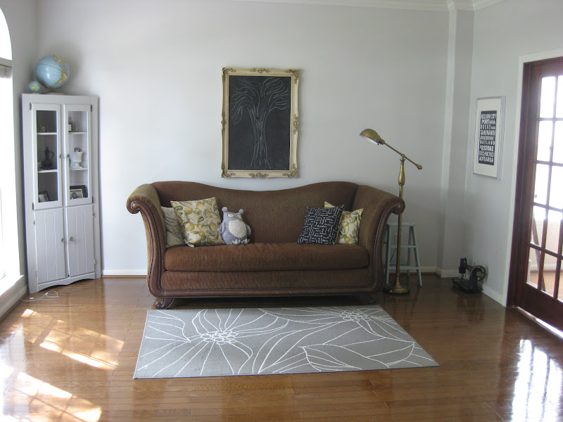 Kiwi In Texas Finished Office And Living Room New Paint