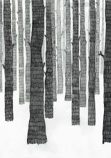 skog-frida stenmark-illustratrice suédoise