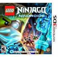 WIN a ($29.99 value) LEGO NINJAGO: NINDROIDS GAME NINTENDO 3DS