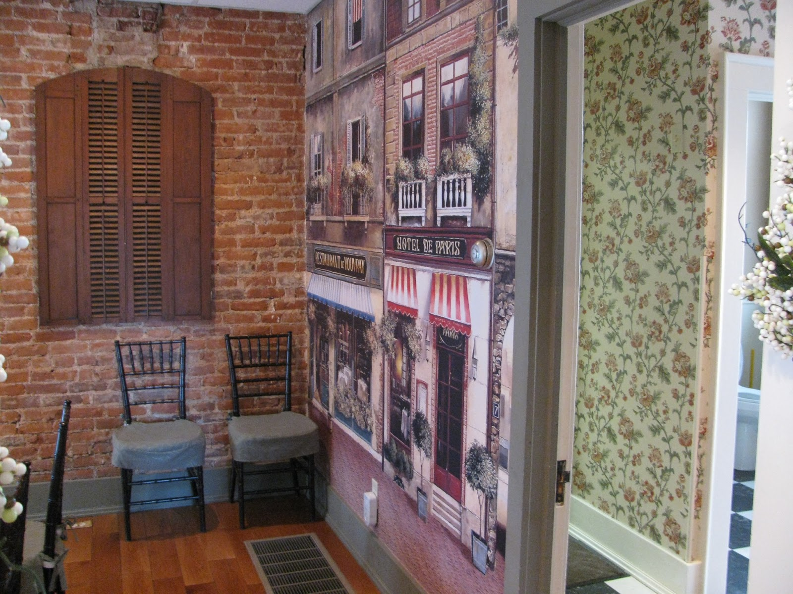 Swan House Tea Room Findlay Menu