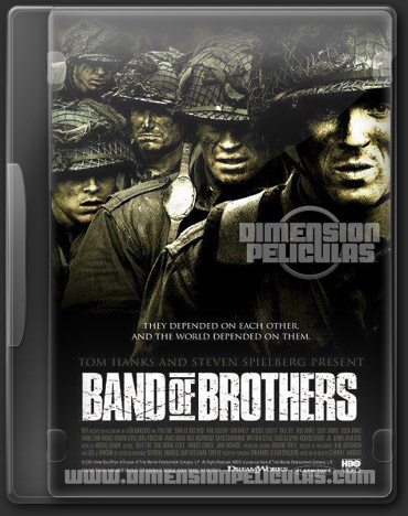 Band Of Brothers (Mini Serie HDTV Inglés Subtitulado)