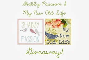 GIVEAWAY DI SHABBY PASSION E MY NEW OLD LIFE