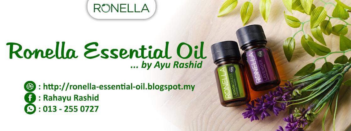 Ronella Essential Oil