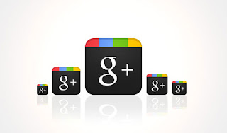 Create an icon Google +