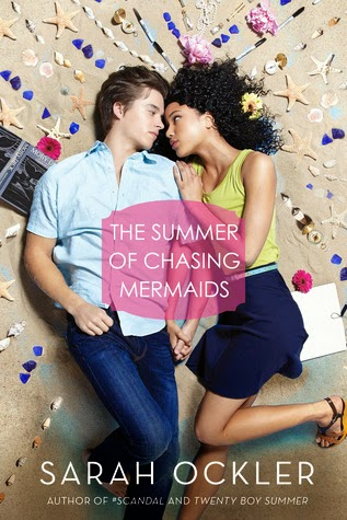 The Summer of Chasing Mermaids book cover
