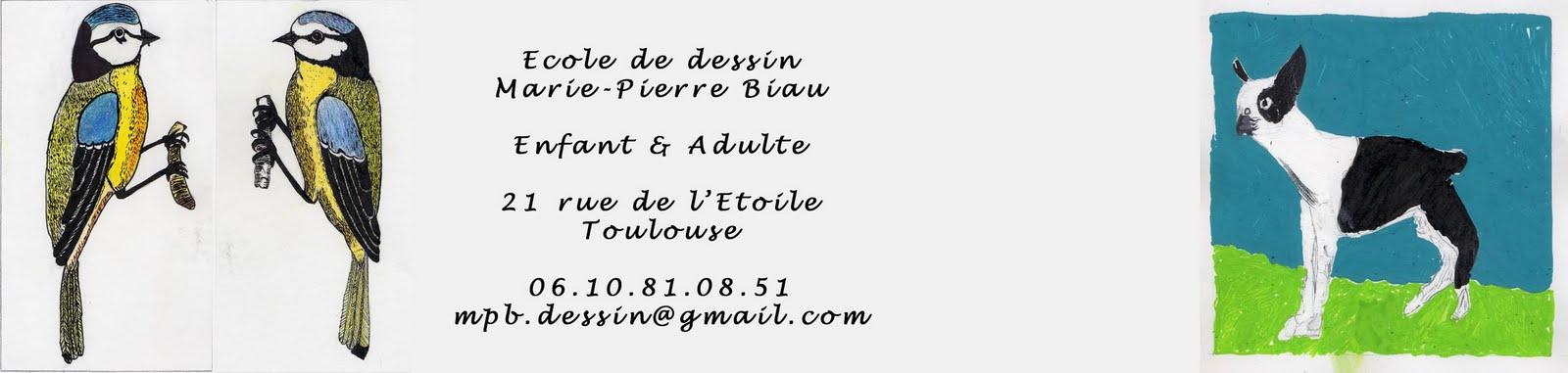 Ecole de dessin Marie-Pierre Biau