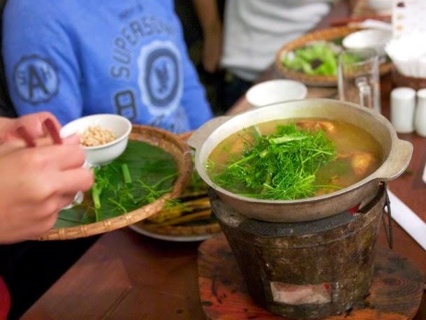 Chả cá Hanoi