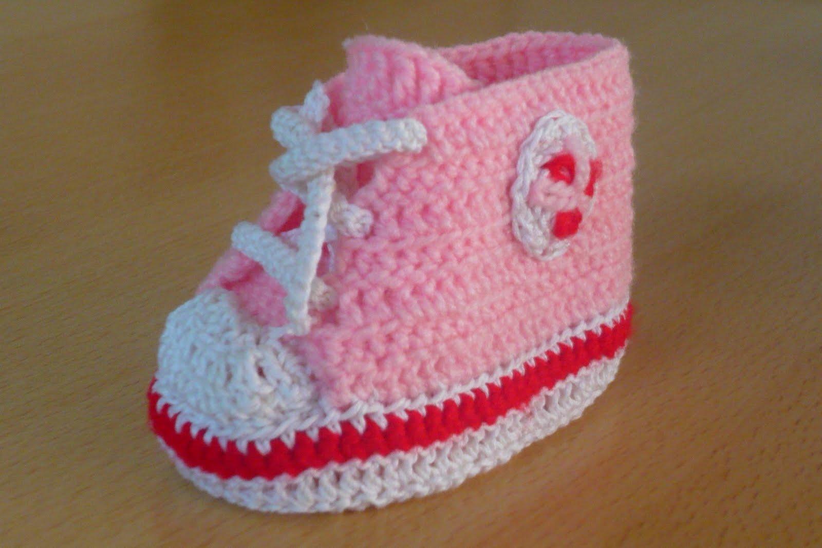 Amigurumis, lanas y lanitas: Zapatillas Converse al crochet